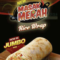 Read more about KFC New Masak Merah Rice Wrap 5 Aug 2015