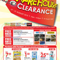 Read more about KL Sogo Warehouse Clearance 27 - 31 Aug 2015