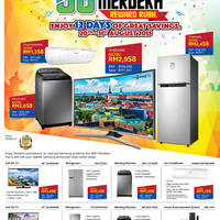 Read more about Samsung 58th Merdeka Deals 22 - 31 Aug 2015