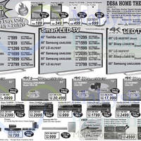 Read more about Desa Home Theatre Audio Visual TVs, HiFi & Other Offers 18 Sep 2015