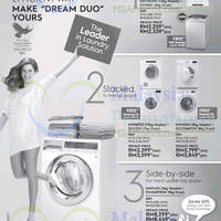 Read more about Electrolux Washer & Dryer Package Offers 25 Sep - 31 Oct 2015