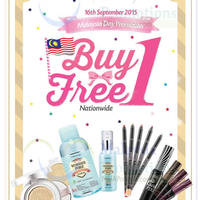Read more about Etude House Buy 1 FREE 1 Storewide 1-Day Promo @ Nationwide 16 Sep 2015
