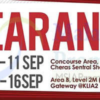 Read more about F.O.S Clearance Sale @ Cheras Sentral 4 - 11 Sep 2015