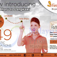 Read more about Firefly RM49 Domestic Destinations Promo 3 - 6 Sep 2015