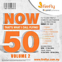 Read more about Firefly RM50 all-in Domestic Destinations Promo 28 Sep - 11 Oct 2015