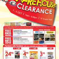 Read more about KL Sogo Warehouse Clearance 1 - 5 Oct 2015