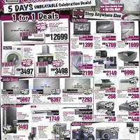 Read more about Harvey Norman Notebooks, TVs, Furniture & Other Offers 12 - 18 Sep 2015
