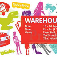 Read more about Mattel Warehouse Clearance @ The School Jaya One 18 - 20 Sep 2015