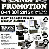 Read more about Ga Hing Trading Canopy Promotion 8 - 11 Oct 2015