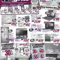 Read more about Harvey Norman Notebooks, TVs, Furniture & Other Offers 3 - 9 Oct 2015