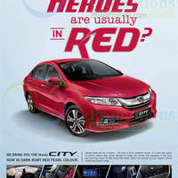 Read more about Honda City Offer 2 Oct 2015