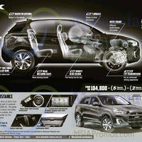 Mitsubishi ASX Price & Features 7 Oct 2015