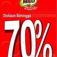 Nestle Up to 70% Off Sale @ SACC Mall Shah Alam 9 - 11 Oct 2015