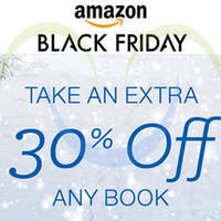 Amazon.com 30% OFF ANY Book (NO Min Spend) Coupon Code 27 Nov - 1 Dec 2015