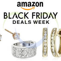 Amazon.com 50% OFF Diamond Jewellery (NO Min Spend) Coupon Code 28 Nov - 1 Dec 2015