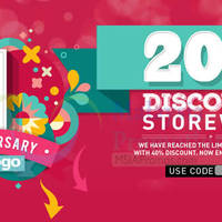 Read more about Ensogo Malaysia 20% OFF Storewide 1-Day NO Min Spend Coupon Code 25 Nov 2015
