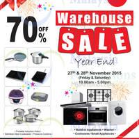 Read more about Fagor Home Kitchen Appliances Warehouse SALE @ Shah Alam 27 - 28 Nov 2015