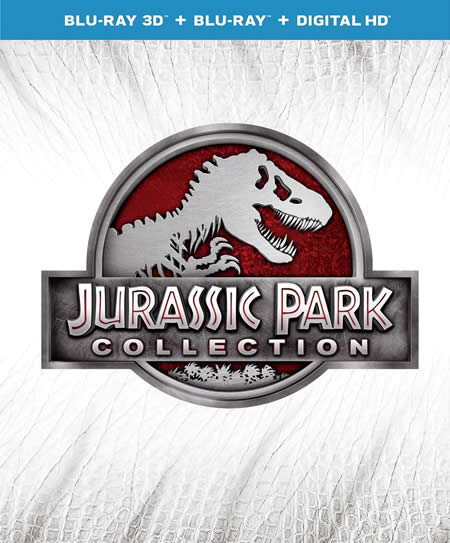 Jurassic Park 72% Off Blu-ray Collection 24hr Promo 27 - 28 Nov 2015