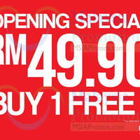 Read more about Padini RM49.90 Buy 1 FREE 1 @ Times Square Bintulu 2 Nov 2015