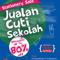 Pelikan School Holiday Stationery Sale @ Shah Alam 4 - 6 Dec 2015