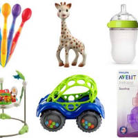 Amazon Spend $250 on Baby Products & Get $50 Gift Card 2 - 5 Dec 2015