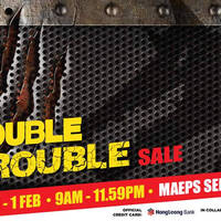 Read more about Big Bad Wolf Books Sale @ MAEPS 23 Jan - 1 Feb 2016