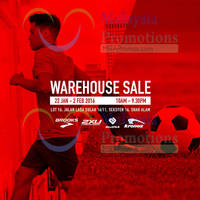 Read more about Brooks Warehouse Sale 22 Jan - 2 Feb 2016