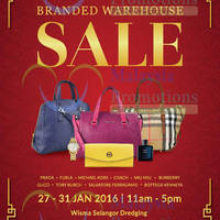 Read more about CUCO Branded Warehouse Sale @ Selangor Dredging KL 27 - 31 Jan 2016