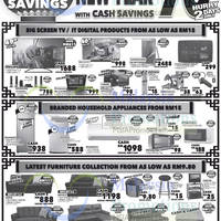 Read more about Courts Up To 70% Off Savings Offers 16 - 17 Jan 2016