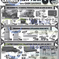 Read more about Courts Up To 80% Off Savings Offers 23 - 25 Jan 2016