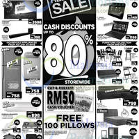 Read more about Courts Up To 80% Off Savings Offers 30 Jan - 1 Feb 2016