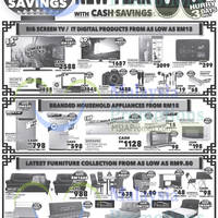 Read more about Courts Up To 80% Off Savings Offers 9 - 11 Jan 2016
