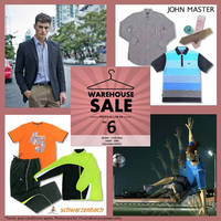 Read more about John Master & Schwarzenbach Warehouse Sale @ Puchong 28 Jan - 1 Feb 2016
