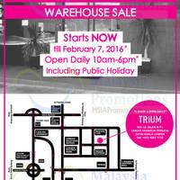 Read more about Nichii and Kitschen Warehouse SALE @ Cheras 20 Jan - 7 Feb 2016