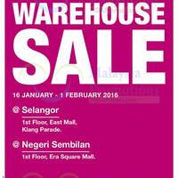 Read more about Parkson Warehouse Sale @ Petani Parade Kedah 16 Jan - 1 Feb 2016