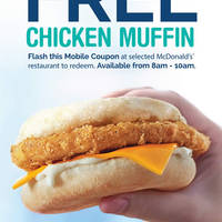 Read more about McDonald's FREE Chicken McMuffin @ Selected Outlets 22 Feb - 7 Mar 2016