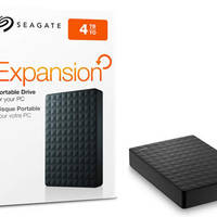 "Grab Seagate 2.5"" Expansion 4TB Portable External Hard Drive USB 3.0 (STEA4000400) Powered by USB port at about RM575 inclusive of shipping. Compatible with USB 3.0 and USB 2.0"