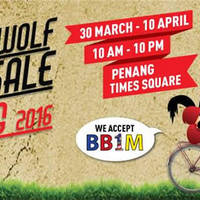 Read more about Big Bad Wolf Books Sale @ Penang Times Square 30 Mar - 10 Apr 2016