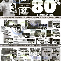 Read more about Courts Up To 80% Off Savings Offers 5 - 7 Mar 2016
