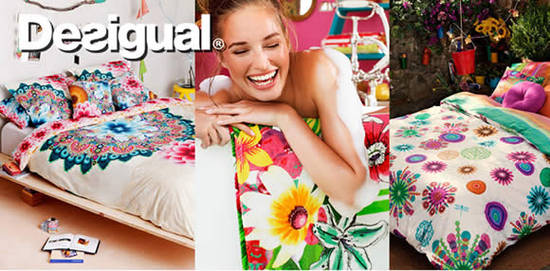 Desigual Home Living Feat 21 Mar 2016