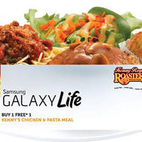 Read more about Kenny Rogers ROASTERS Buy 1 FREE 1 For Galaxy Life Users 21 - 31 Mar 2016