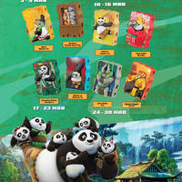 Read more about McDonald's New Kungfu Panda 3 Happy Meal Toys 3 - 30 Mar 2016