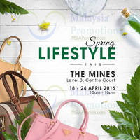 Read more about Celebrity Wearhouz Designer Handbags Sale @ The Mines 18 - 24 Apr 2016