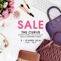 Read more about Celebrity Wearhouz Designer Handbags Sale @ The Curve 5 - 10 Apr 2016