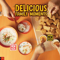 Read more about McDonald's New Sauces for Chicken McNuggets From 23 Apr 2016