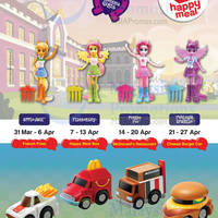 Read more about McDonald's My Little Pony & Equestria Girls 31 Mar - 27 Apr 2016