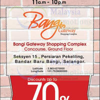 Read more about Metrojaya Warehouse Sale at Bangi Gateway from 28 Apr - 2 May 2016