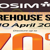 Read more about Osim Warehouse Sale @ Petaling Jaya 7 - 10 Apr 2016