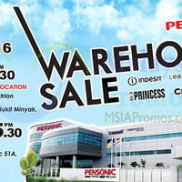 Pensonic will be having a warehouse sale from 6 May to 8 May 2016 at Bukit Minyak Industrial Area and Petaling Jaya