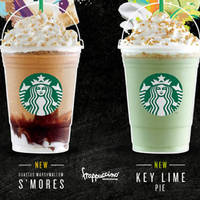 Read more about Starbucks New Roasted Marshmallow S'mores Frappuccino & More From 19 Apr 2016